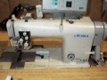 JUKI LH-1152-6 WB Double Needle Industrial Sewing Machine