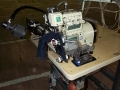 YAMATO AZF-8403 Top Feed Cylinder Overlock Industrial Sewing Mac