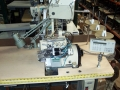 YAMATO AZ-8451 Elastic Insert Overlock Industrial Sewing Machine
