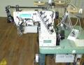 YAMATO VX-2500 Feed Off The Arm Coverstitch Machine