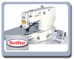 SunStar Industrial Sewing Machines